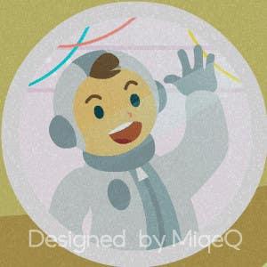 Inscrição nº 14 do Concurso para Illustrate an Animated Gif Emoticon for Phone App