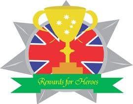 #2 untuk Design a Logo for rewardsforheroes.com.au oleh anitalee96