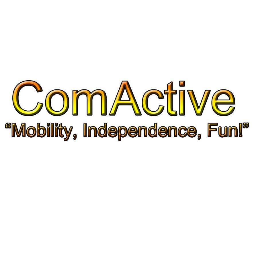 "#5 for Develop a ""tag line"" for Com Active by Cubina"