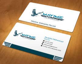 nº 26 pour Design a business card for a holding company par akhi1sl