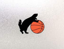 #1 for Honey badger basketball logo af smarttaste