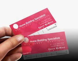 #6 untuk Turn a sample into a business card oleh Keponi