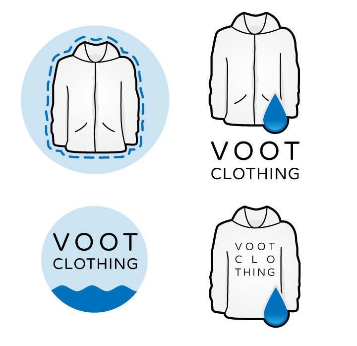 Inscrição nº 8 do Concurso para Design a Logo for professional waterproof sea clothing.