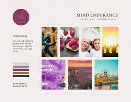 #124 cho Provide a logo and a moodboard for longevity-motivation application bởi raghavdutta1