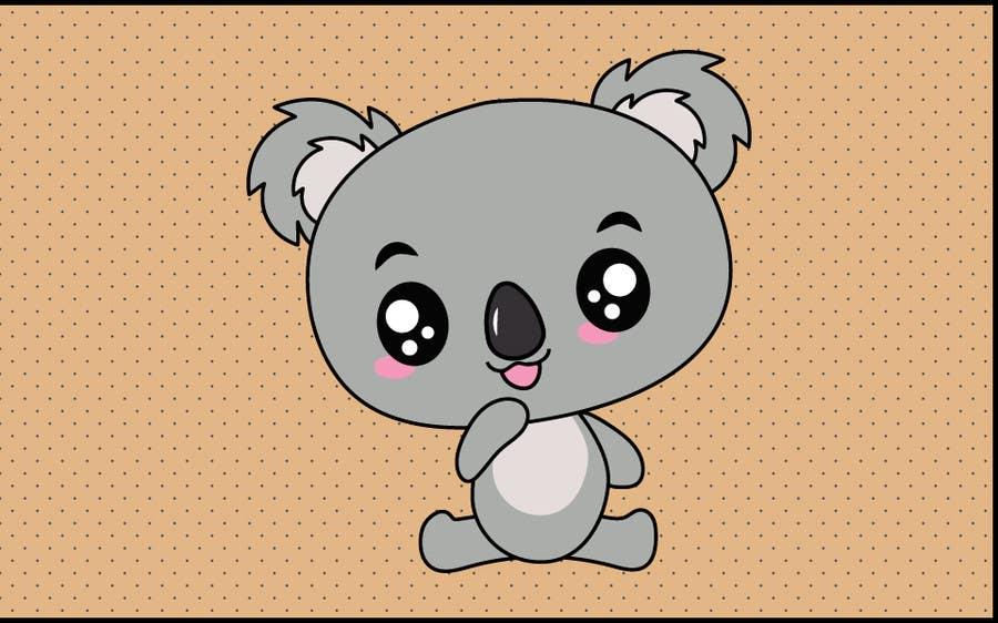 Best Baby Koala Illustrations, Royalty-Free Vector ... |Cute Baby Koala Leg Drawing