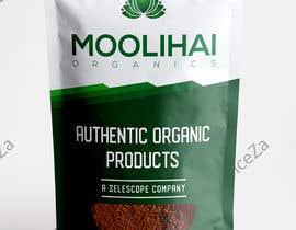 Nro 29 kilpailuun Standup zip Pouch Design for Moolihai Organics käyttäjältä ELPrinceZa