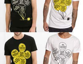 #29 untuk Design a T-Shirt for Think of IT oleh kimuchan