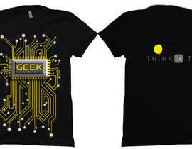 #65 untuk Design a T-Shirt for Think of IT oleh ammarafarooq