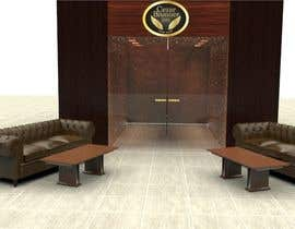 #4 for Front face render of a Cigar Lounge. af DanyJa