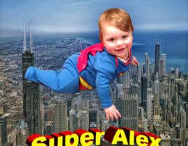 #5 for Photoshop: Super Alex by colcrt