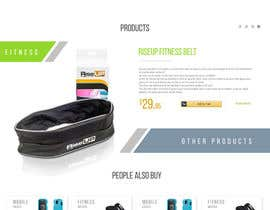 hemchander94 tarafından Build a Website for Rise Up Products için no 32
