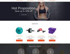 tania06 tarafından Build a Website for Rise Up Products için no 31