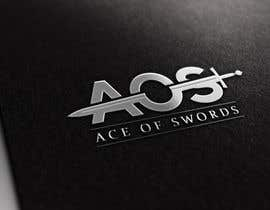 #279 for Design a Logo for Ace of Swords af MonsterGraphics