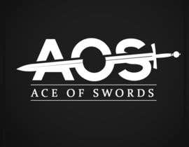 #285 for Design a Logo for Ace of Swords af MonsterGraphics