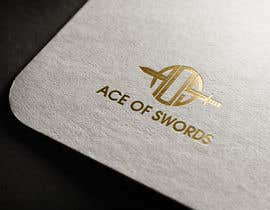 #327 for Design a Logo for Ace of Swords by mamunfaruk