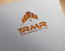 Nro 194 kilpailuun Im looking For Golden Ratio Logo For TRMR (Golden Ratio), TRMR Infra Projects Pvt Ltd  I need two concepts  (Non Golden Ratio) käyttäjältä AbodySamy