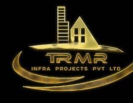 Nro 185 kilpailuun Im looking For Golden Ratio Logo For TRMR (Golden Ratio), TRMR Infra Projects Pvt Ltd  I need two concepts  (Non Golden Ratio) käyttäjältä rashedkhan11919