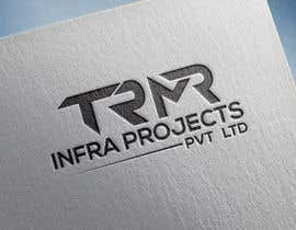 Nro 190 kilpailuun Im looking For Golden Ratio Logo For TRMR (Golden Ratio), TRMR Infra Projects Pvt Ltd  I need two concepts  (Non Golden Ratio) käyttäjältä jahidgazi786jg