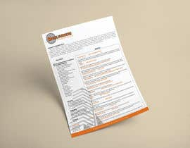 nº 27 pour Design A Document par LascoDaniil