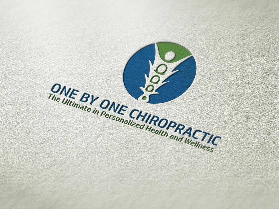 Contest Entry #                                        87                                      for                                         Chiropractic Business Logo