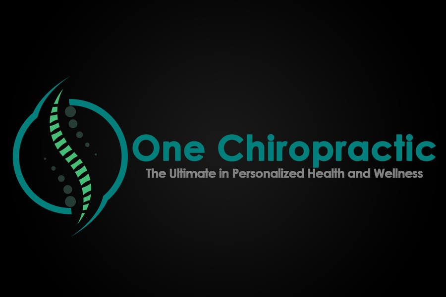 Contest Entry #                                        41                                      for                                         Chiropractic Business Logo