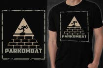 Graphic Design Contest Entry #35 for Design a T-Shirt for Parkombat