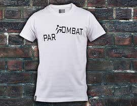 #42 para Design a T-Shirt for Parkombat por madiworks