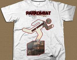 #47 for Design a T-Shirt for Parkombat af EpikArtz