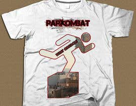 #47 cho Design a T-Shirt for Parkombat bởi EpikArtz