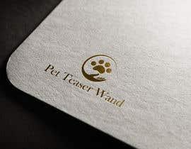 #144 untuk Design a logo for Pet Teaser Wand oleh mdkawshairullah