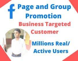 Nro 14 kilpailuun Posting and Managing FB Group käyttäjältä mdabdulhannan087