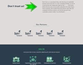 ayaessawi tarafından Design a website (front-end, UI/UX) için no 25