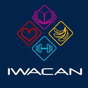 #36 untuk Diseñar un logotipo for IWACAN oleh albertosemprun