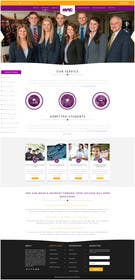 #14 untuk Design a website page mockup for existing content oleh logodesire