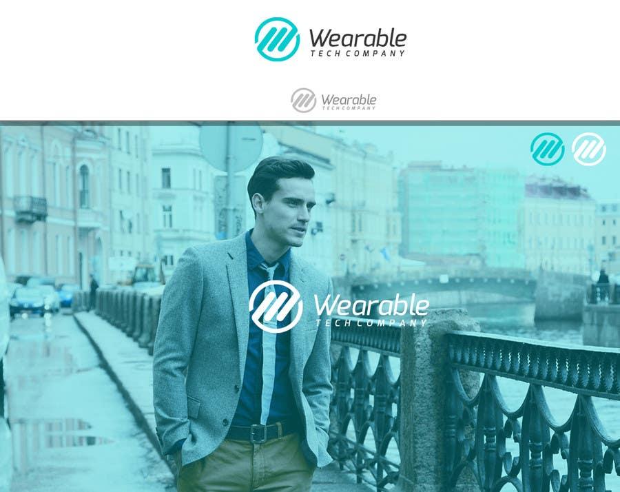 Inscrição nº 23 do Concurso para Design a Logo for Wearable Tech Company