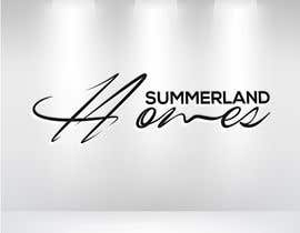 #772 for Logo Design for my Company ''Summerland Homes'' by nasiruddin6665