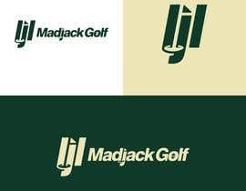 #167 for Madjack Golf Brand by ekkoarrifin