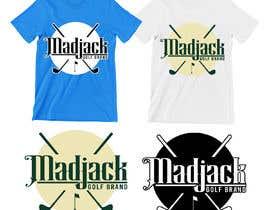 Nro 279 kilpailuun Madjack Golf Brand käyttäjältä rockztah89