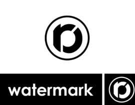 #80 para Design a Logo for Instagram watermark por exua
