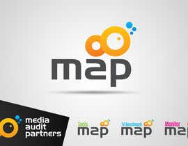 #80 para Design a Logo for MAP por amauryguillen
