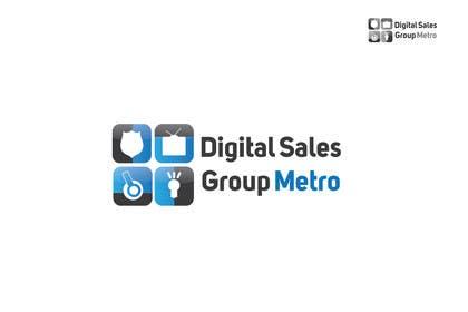 Nro 6 kilpailuun Design a Logo for Metro Sales käyttäjältä iffikhan