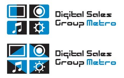 #21 for Design a Logo for Metro Sales by tatuscois