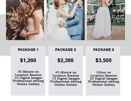 Nro 3 kilpailuun Photography - Videography Price Flyer käyttäjältä raiahmedra
