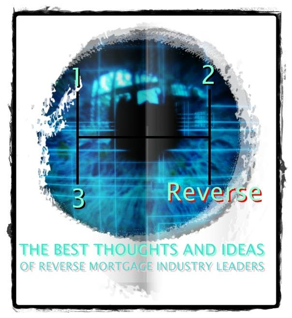 Contest Entry #                                        6                                      for                                         Flyer Design for ReverseVision, Inc.