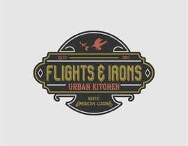 #114 for Create Patch or Badge Design for Restaurant Trucker Hats/Shirts by abdsigns