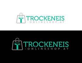 #210 cho Logo for the online shop website trockeneis-onlineshop.at bởi MaaART