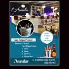 Graphic Design Entri Peraduan #8 for Design a Flyer for a bar