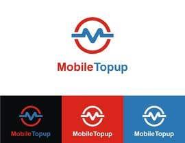 Nro 280 kilpailuun Design a Logo for MobileTopup.com käyttäjältä fijarobc