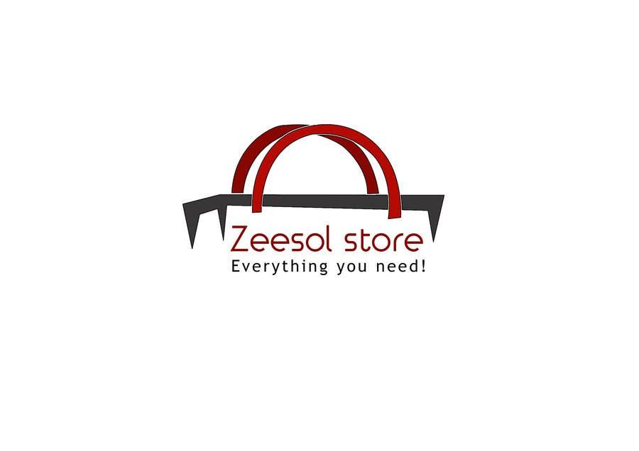 Proposition n°                                        27                                      du concours                                         Design a Logo for Zeesol Store