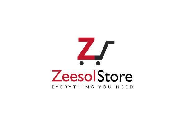 Proposition n°                                        22                                      du concours                                         Design a Logo for Zeesol Store